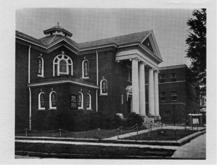 South Norfolk Baptist Church, Rev  Frank Hughes, Jr  Sermons From